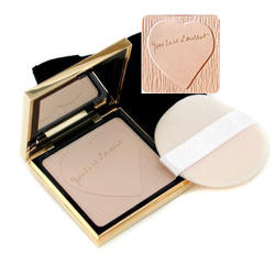 Пудра компактная матовая Yves Saint Laurent -  Compacte Poudre Mate And Radiant Pressed №02 Light Sand
